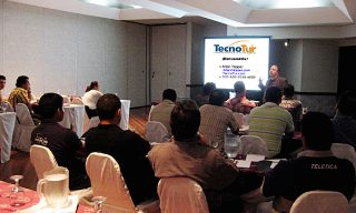 Allan Tépper to give 4 tech seminars in México City
