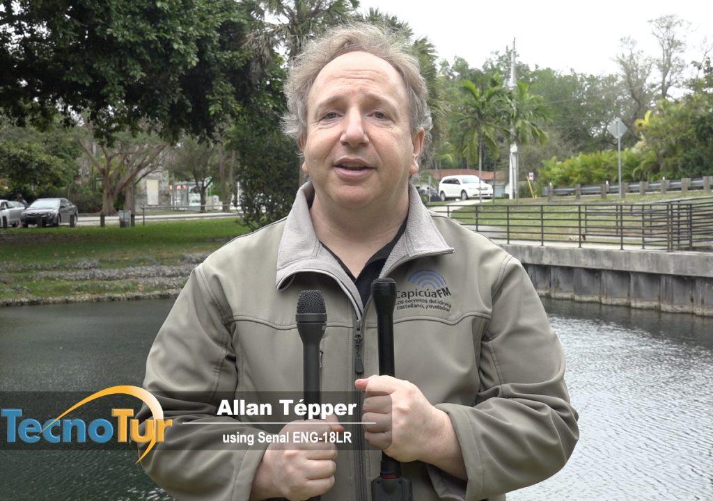 Review: Senal ENG-18RL dynamic interview microphone 3