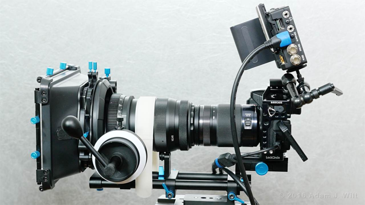 Webinar: Affordable Anamorphic Adapters by Adam Wilt