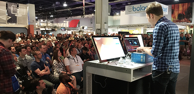 Missed NAB 2015? We bring it to you 9