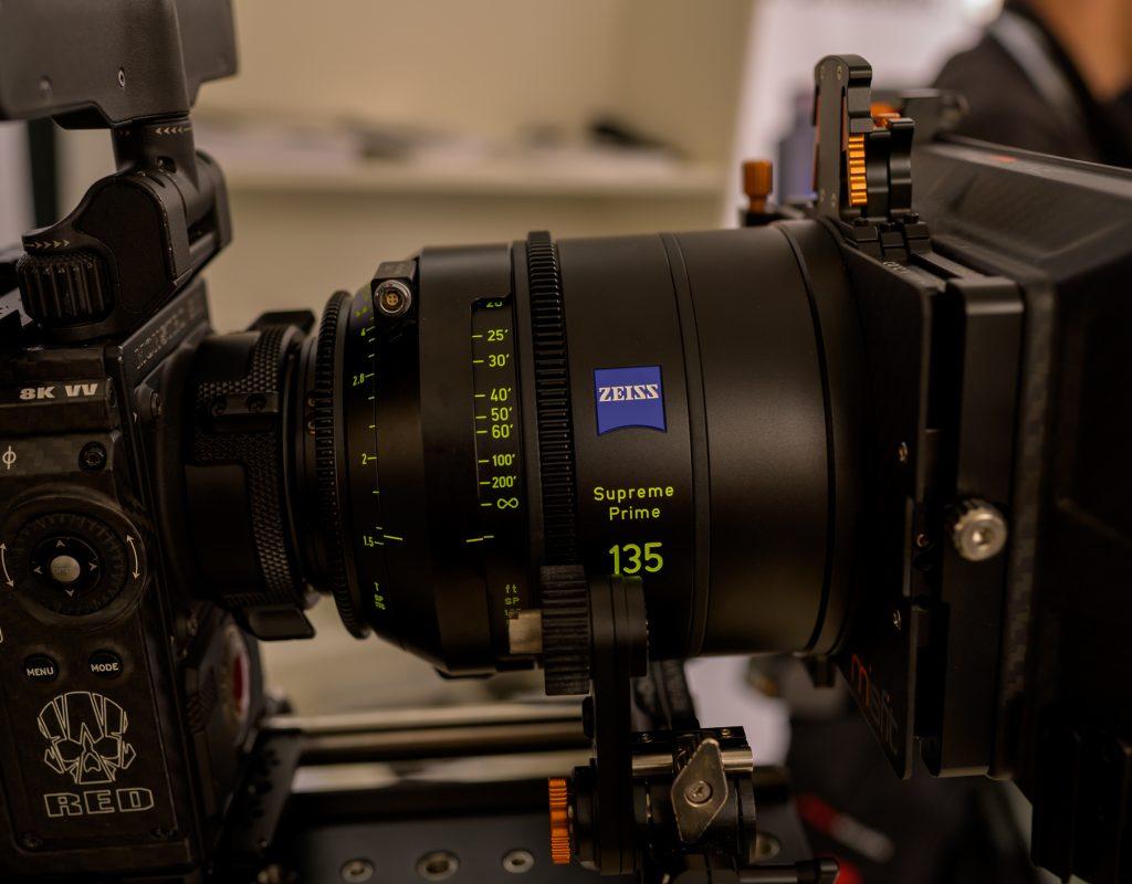 Cine Gear: Zeiss Shows Off Supreme Prime Lenses and Talks Workshops 1