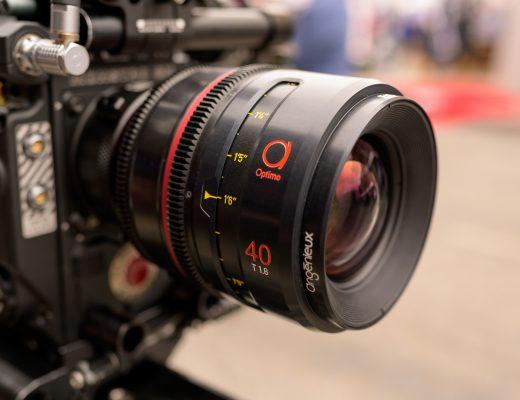Cine Gear 2019: The Angenieux Optimo Prime Lenses