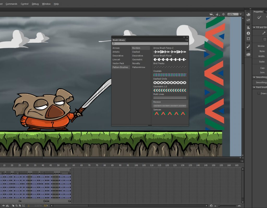Get up and running with Adobe Animate—Flash reborn 1
