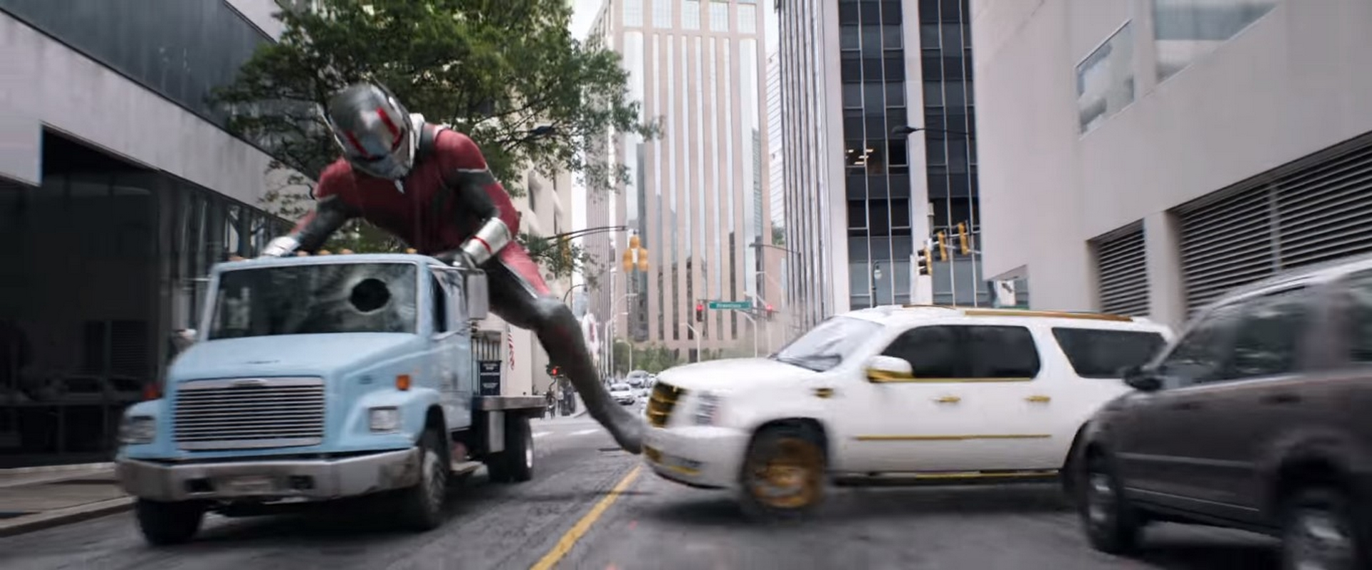 ART OF THE CUT with Ant-Man and the Wasp's Craig Wood, ACE 6
