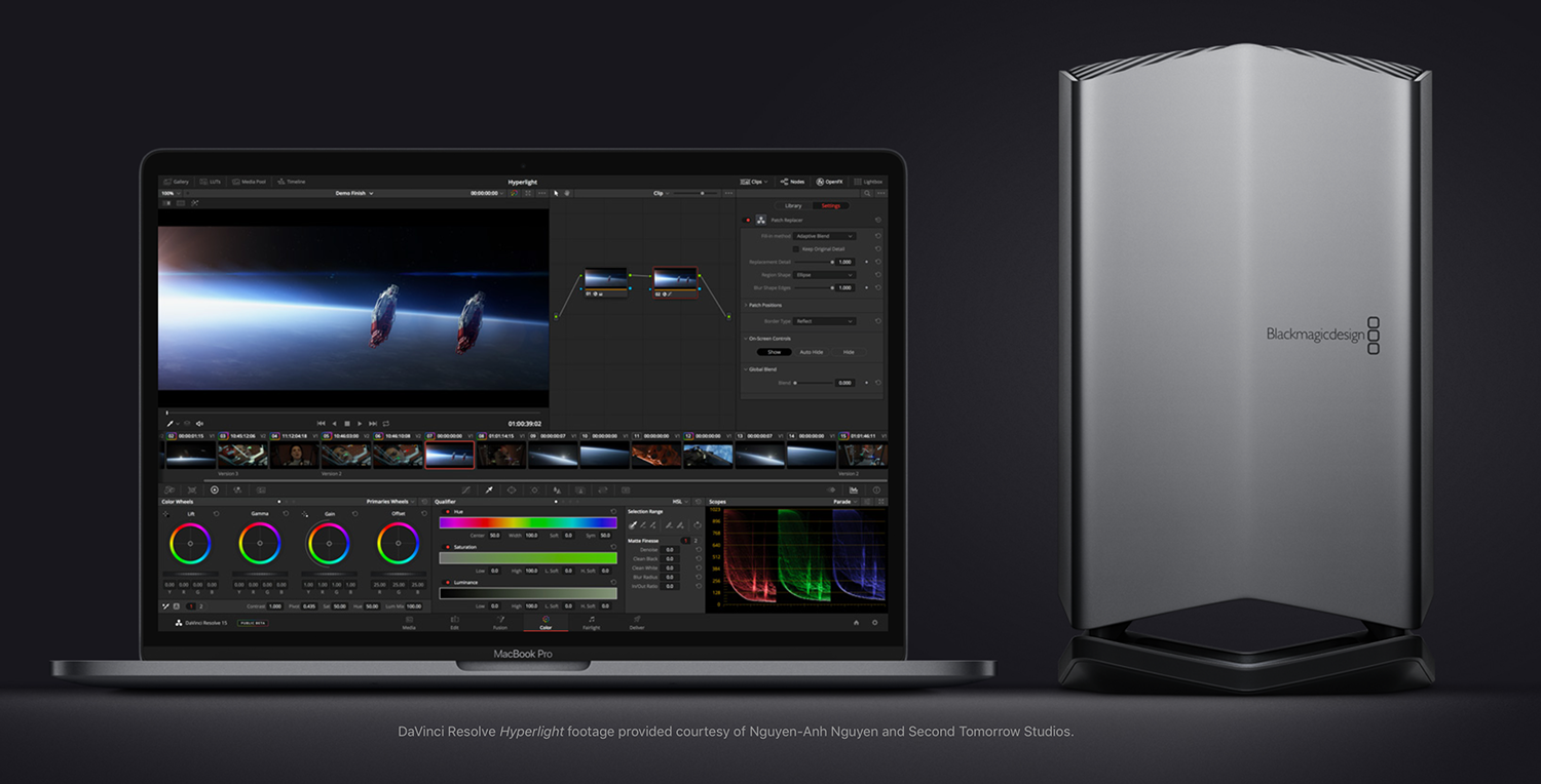 Blackmagic Egpu What Is It Really Going To Do For Me By Gary Adcock Provideo Coalition