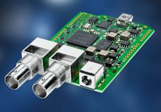 Blackmagic 3G-SDI Arduino Shield Shipping