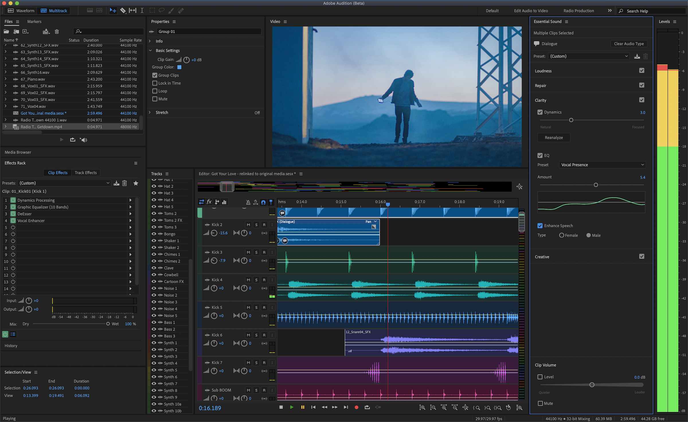 The November 2019 release of Adobe Premiere Pro and the other Adobe Video Apps is here 40
