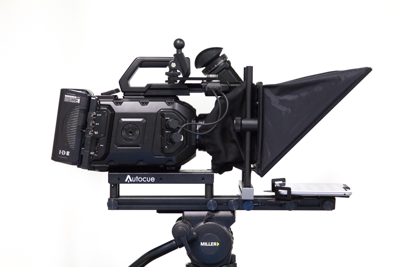 Autocue iPad Teleprompter Review by Pro Video Coalition