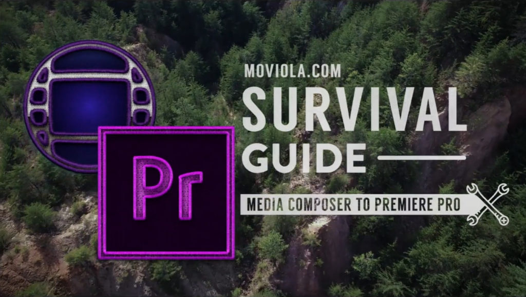 Moving from AVID to Premiere Pro: How's 45 minutes sound? 5