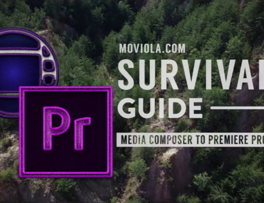 Moving from AVID to Premiere Pro: How's 45 minutes sound? 7