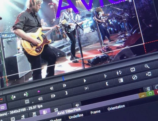 NAB 2018 Interview with Avid's new CEO Jeff Rosica and a look at upcoming Media Composer features