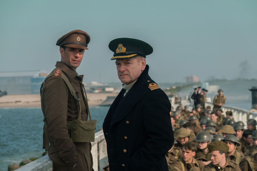 ART OF THE CUT with Oscar nominated editor, Lee Smith, ACE on DUNKIRK 34