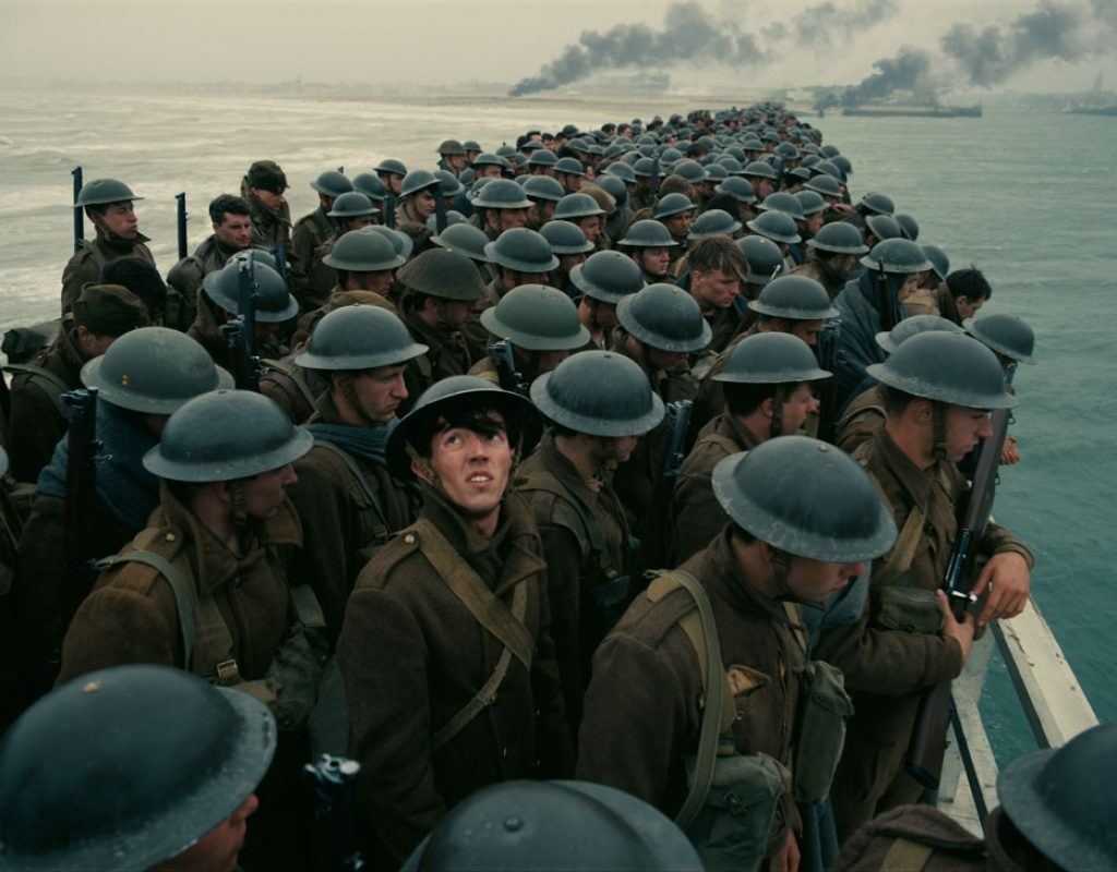 ART OF THE CUT on delivering DUNKIRK in IMAX and 70mm 17