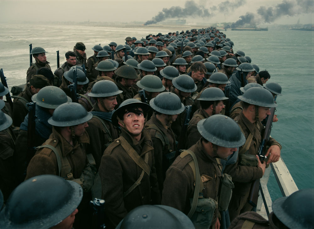 ART OF THE CUT with Oscar nominated editor, Lee Smith, ACE on DUNKIRK 40