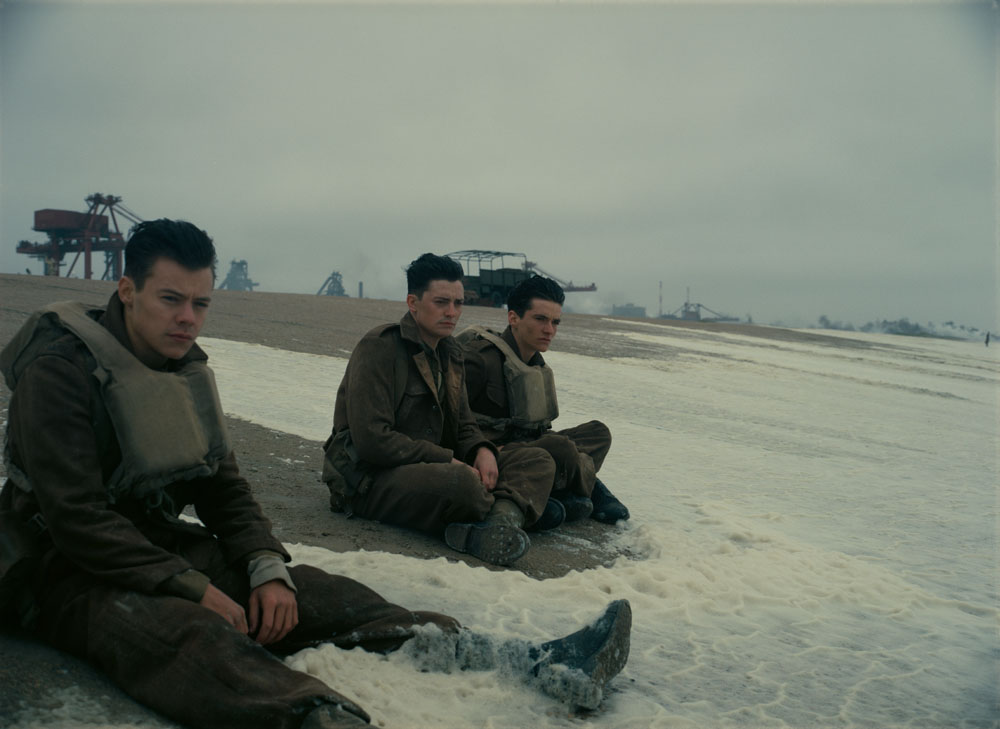 ART OF THE CUT with Oscar nominated editor, Lee Smith, ACE on DUNKIRK 37