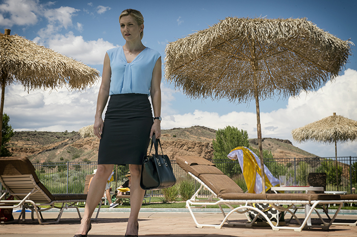 Rhea Seehorn as Kim Wexler - Better Call Saul _ Season 2, Press Kit - Photo Credit: Ursula Coyote/Sony Pictures Television/ AMC