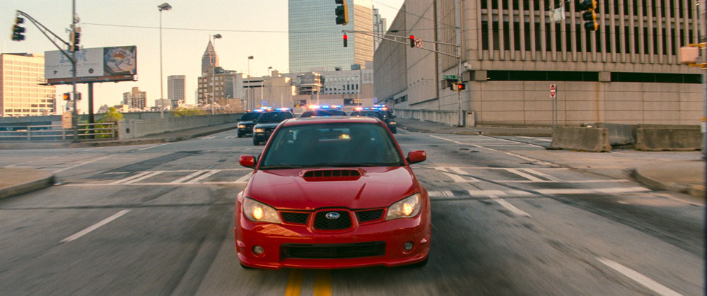 ART OF THE CUT with Paul Machliss on Baby Driver 11