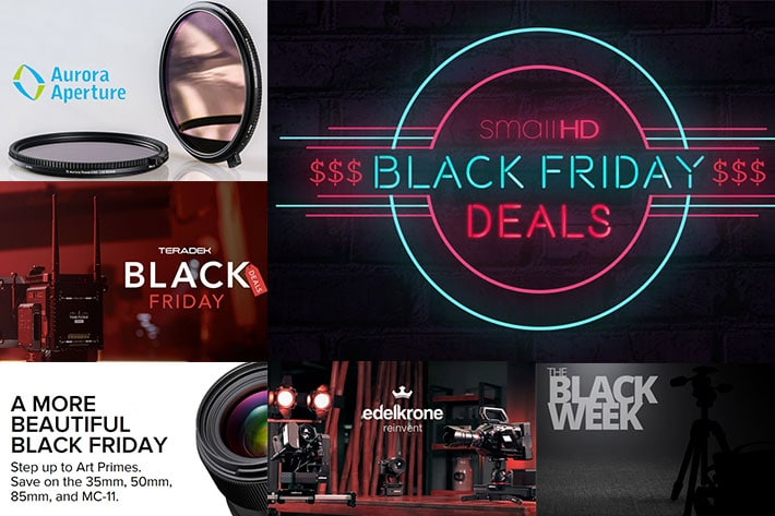 PVC's Black Friday 2019 deals: Black Friday on the horizon