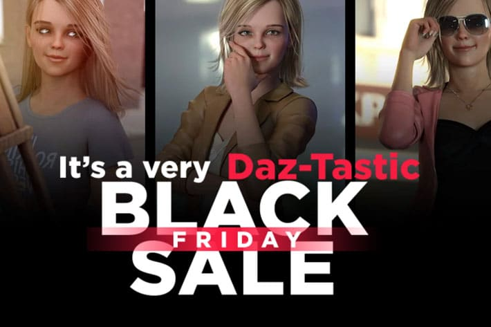 PVC's Black Friday 2019 best deals: animation and virtual production 4