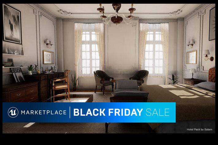 PVC's Black Friday 2019 best deals: animation and virtual production 1