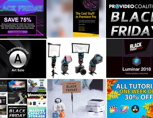 PVC's 2017 Black Friday deals: Day Three