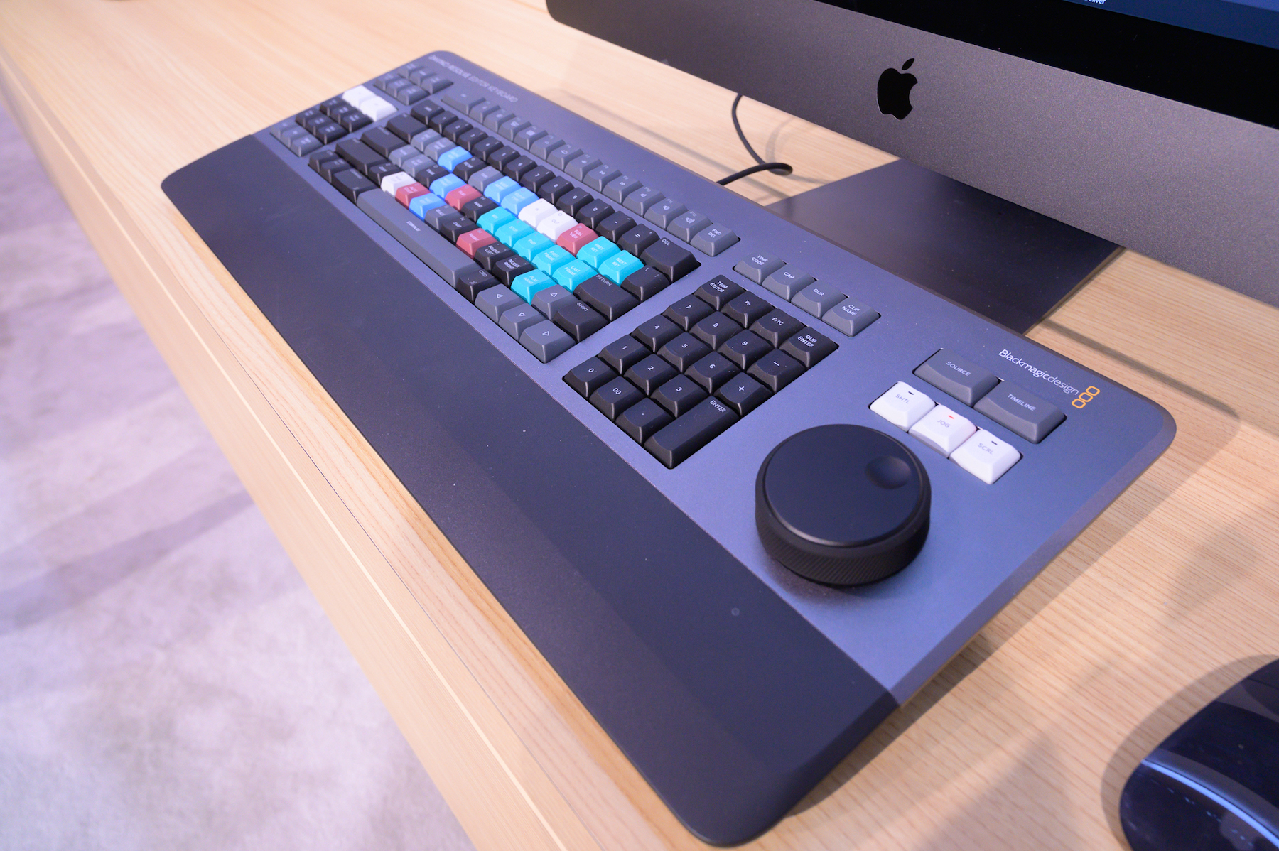 Burning questions about the DaVinci Resolve Editor Keyboard 13