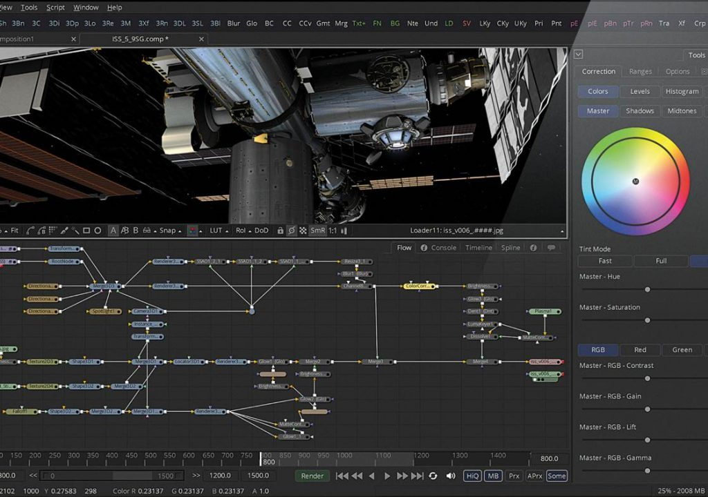 Fusion's nodal interface