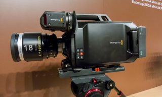 Blackmagic URSA New Sale Price: $1000 Cheaper