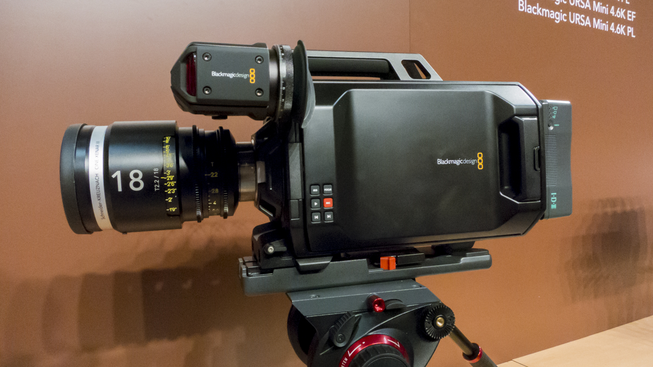 New Blackmagic Camera 2.6 Firmware 5