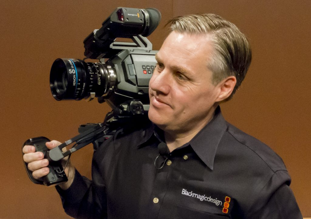 Blackmagic Announces URSA Mini (Video of the announcement included) 1