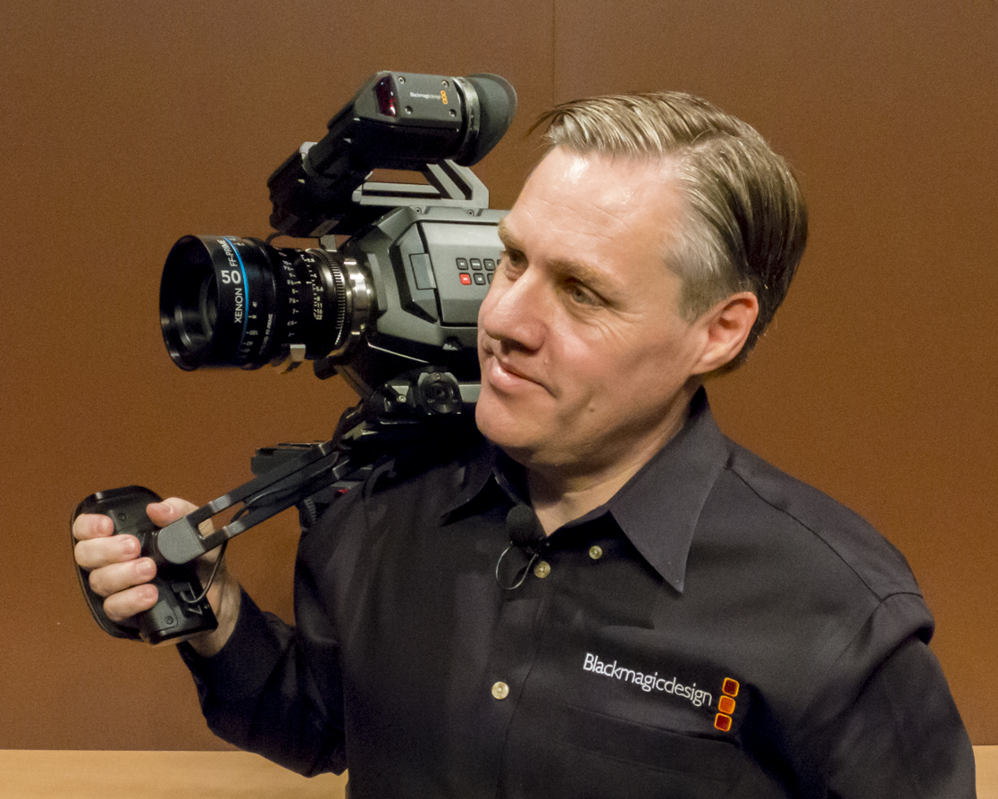 Blackmagic Announces URSA Mini (Video of the announcement included) 4