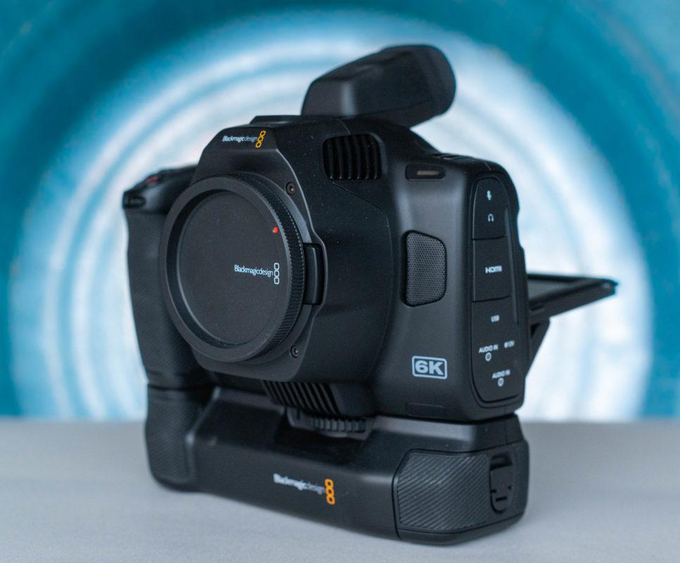 Reviewing the New Blackmagic Pocket Cinema Camera 6K Pro