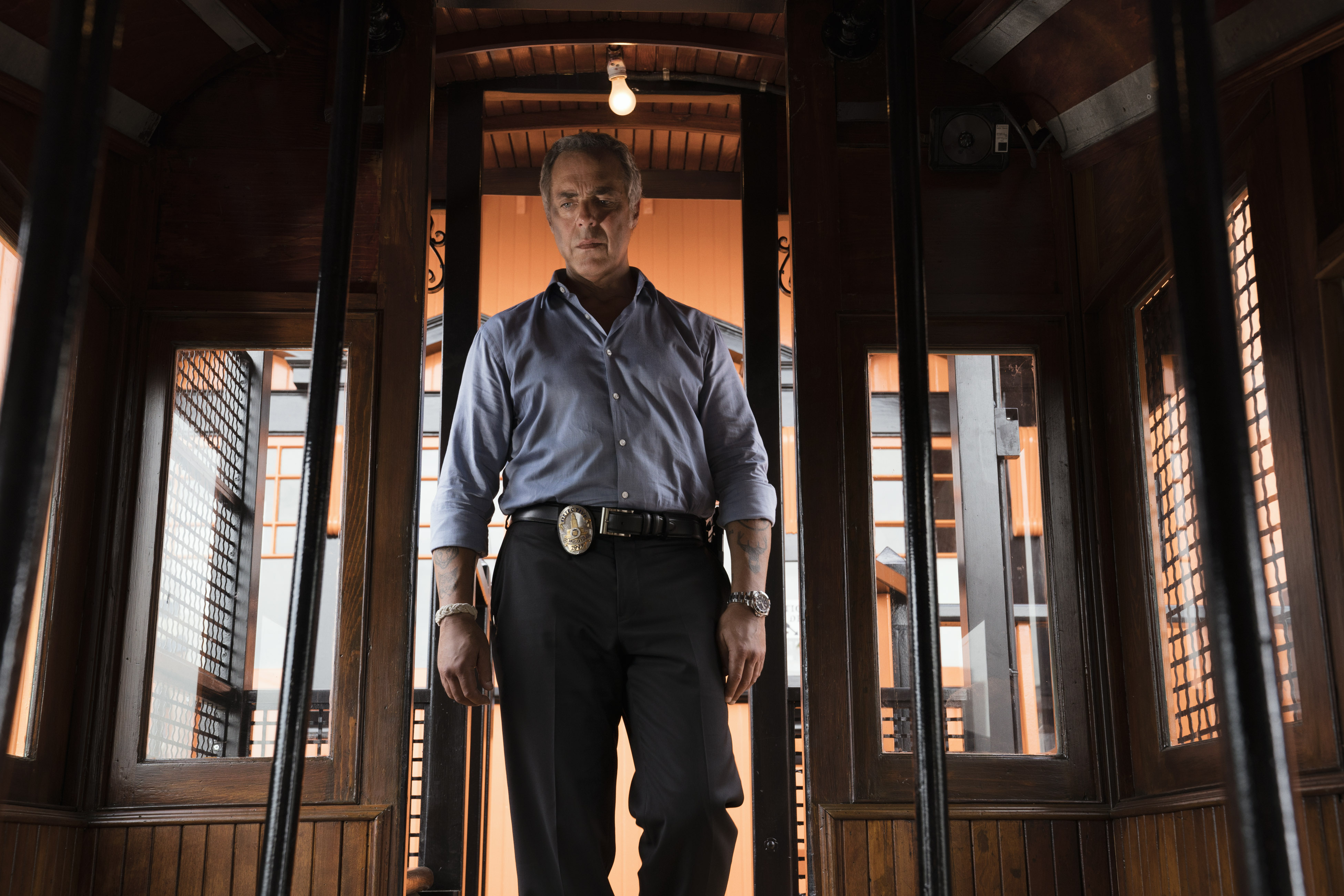 """ART OF THE CUT with the editors of Amazon Studios' """"Bosch"""" 5"""