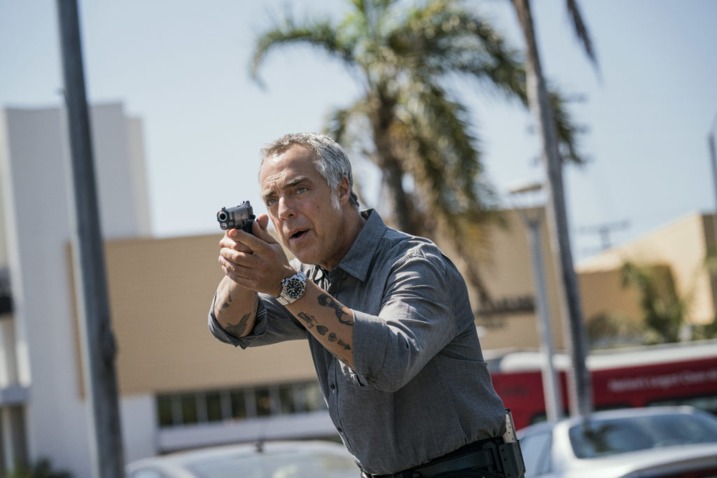 "ART OF THE CUT with the editors of Amazon Studios' ""Bosch"" 1"