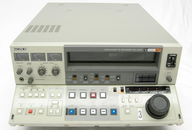 """Sony to revive 3/4"""" U-Matic tape format at NAB 2018? 31"""