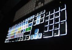 EditorsKeys – Backlit Editing Keyboards