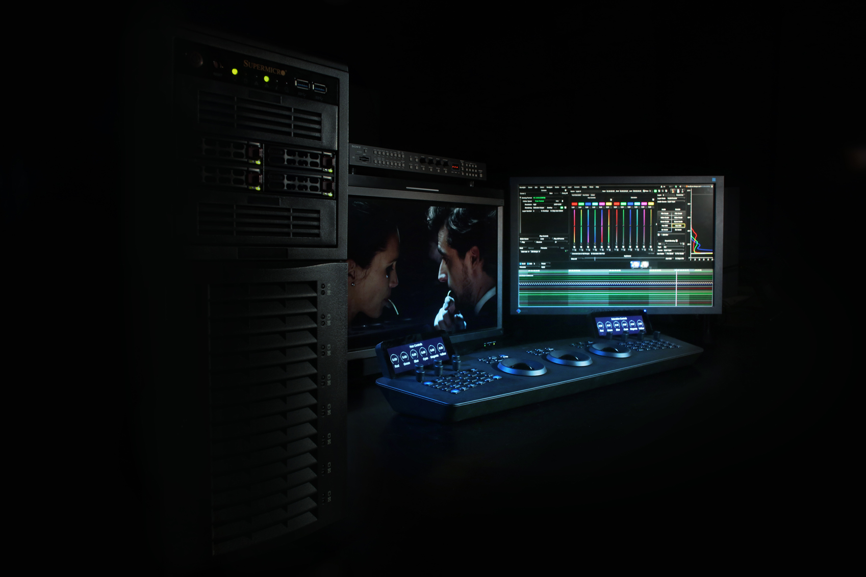 What does Baselight's new announcement mean to you? 8