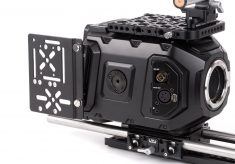 Wooden Camera's URSA Mini Side Plate and Wireless Adapter
