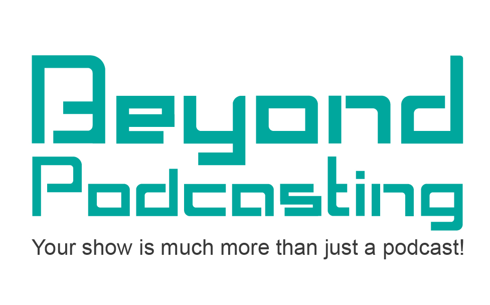 Beyond Podcasting 1: Sacred terminology—podcast, radio and television… 4