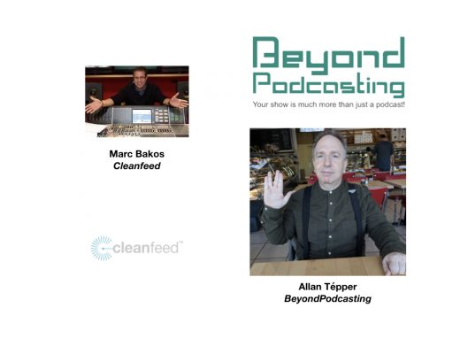 Cleanfeed: remote recording and live broadcasting that's better than a double-ender 12