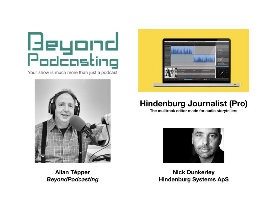Hindenburg Journalist Pro, the multitrack editor made for audio storytellers 3