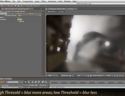 Classic Course: Bilateral Blur