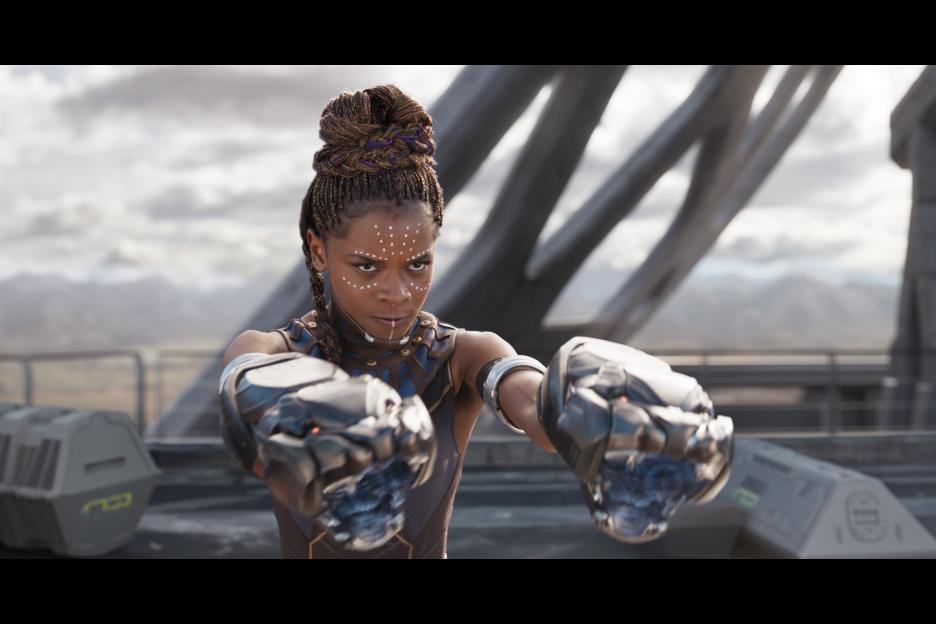"ART OF THE CUT on ""Black Panther"" with editor Michael Shawver 52"