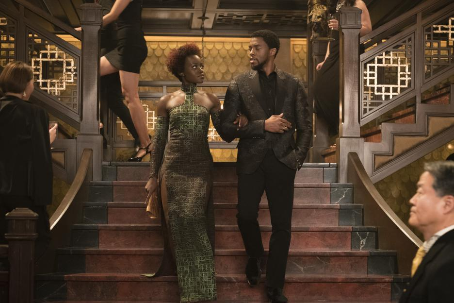 "ART OF THE CUT on ""Black Panther"" with editor Michael Shawver 65"