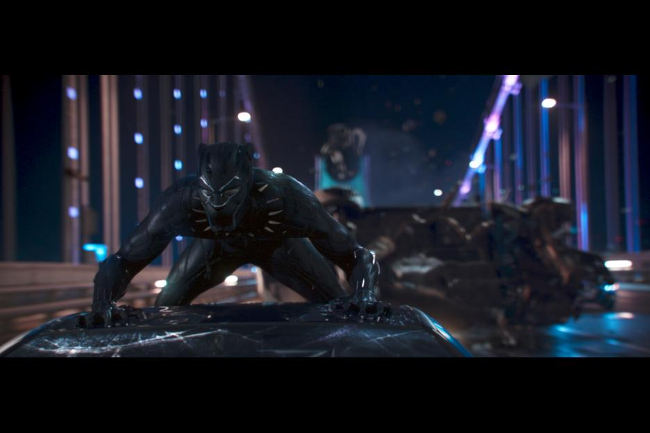 "ART OF THE CUT on ""Black Panther"" with editor Michael Shawver 70"