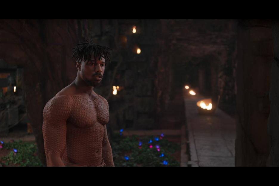 "ART OF THE CUT on ""Black Panther"" with editor Michael Shawver 57"