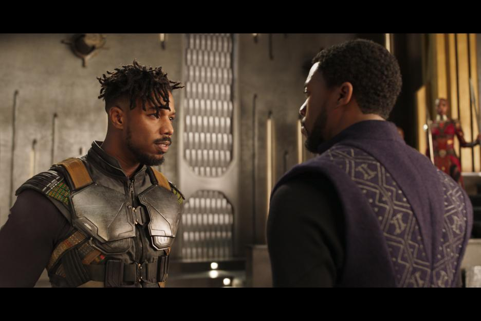 "ART OF THE CUT on ""Black Panther"" with editor Michael Shawver 60"