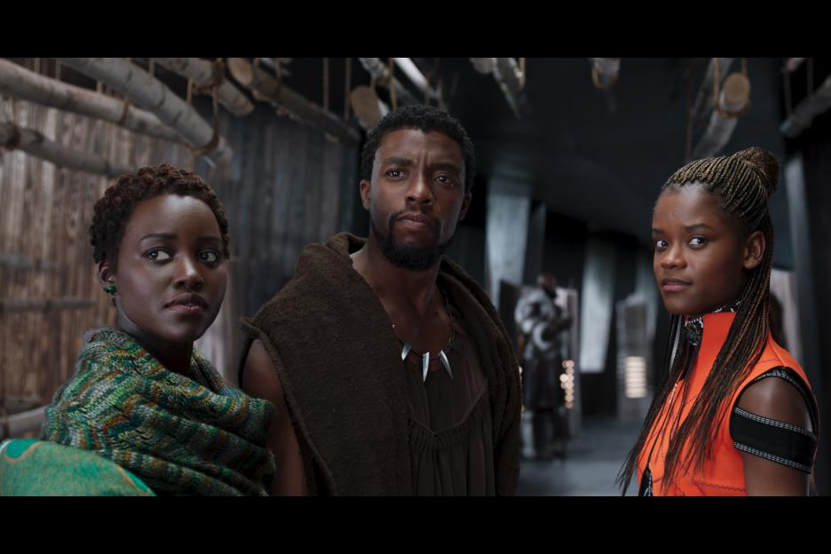 "ART OF THE CUT on ""Black Panther"" with editor Michael Shawver 64"