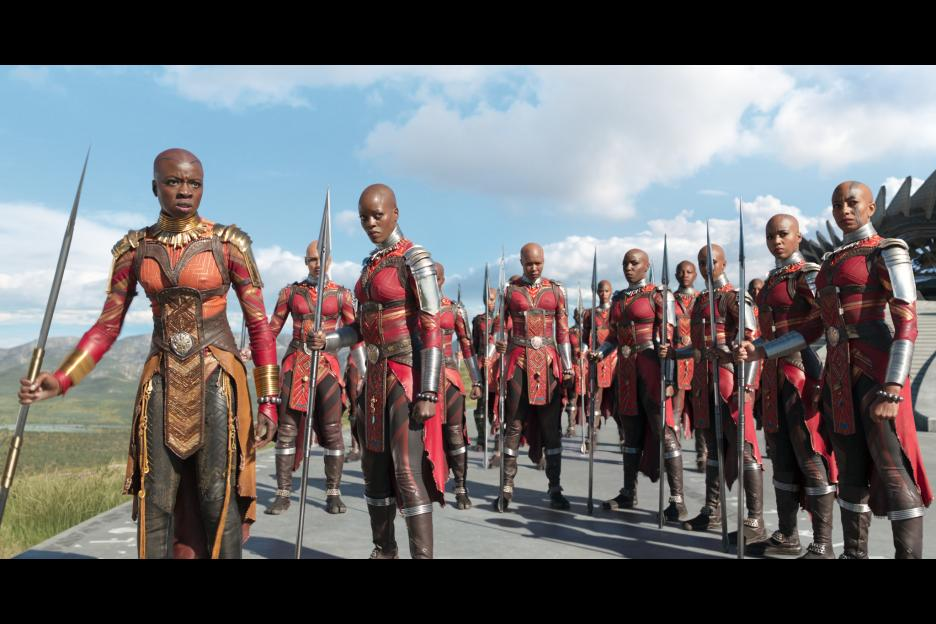 "ART OF THE CUT on ""Black Panther"" with editor Michael Shawver 48"