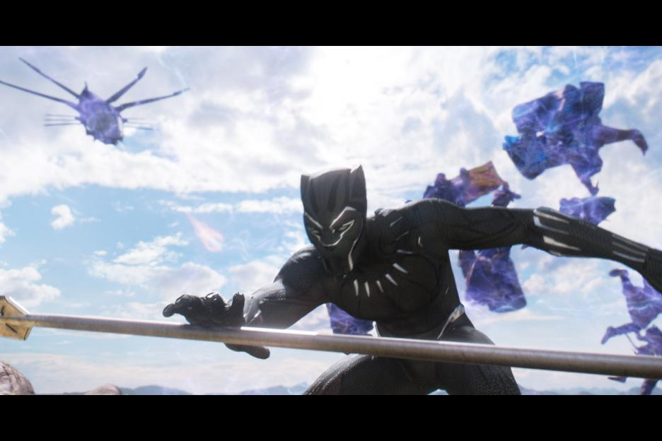 "ART OF THE CUT on ""Black Panther"" with editor Michael Shawver 55"